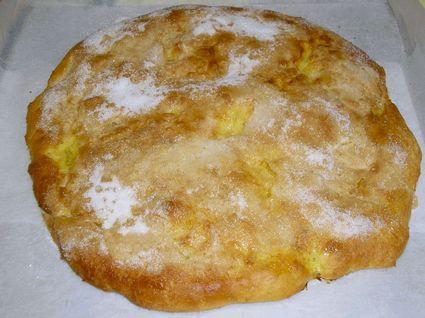Recette de tarte au sucre facile
