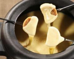Recette fondue savoyarde aux 4 fromages