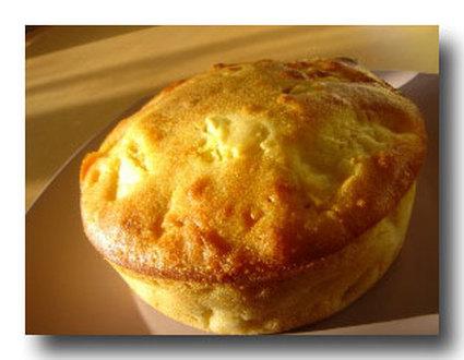 Recette cake moelleux à la pomme (cake sucré)