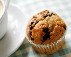 Recette muffins ou cake à la banane et aux pépites de chocolat