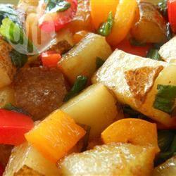 Recette pommes de terre sautées à l'asiatique – toutes les recettes ...