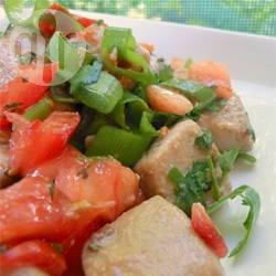Recette sauté de thon façon thaï – toutes les recettes allrecipes