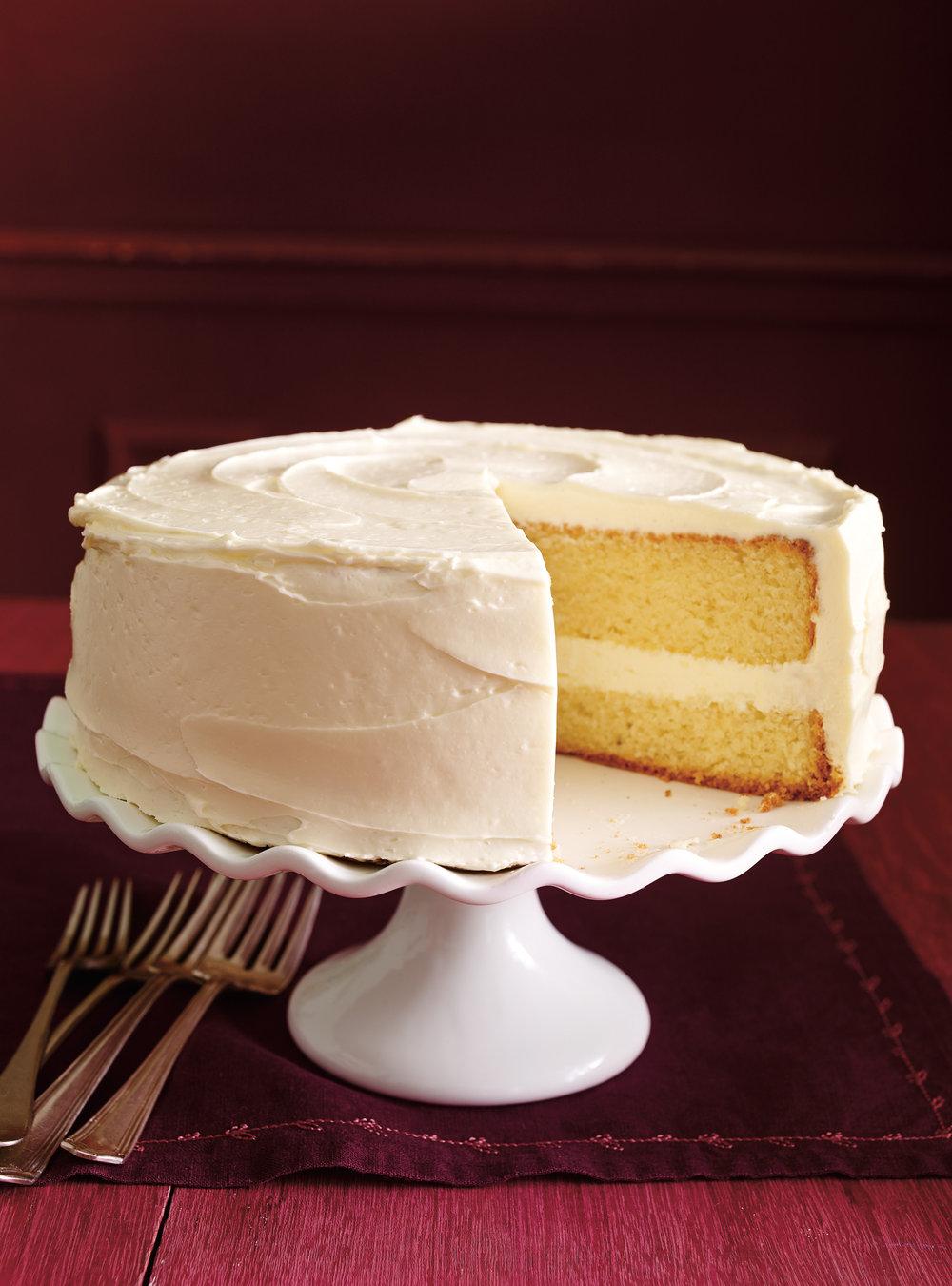 Gâteau à la vanille sans gluten | ricardo