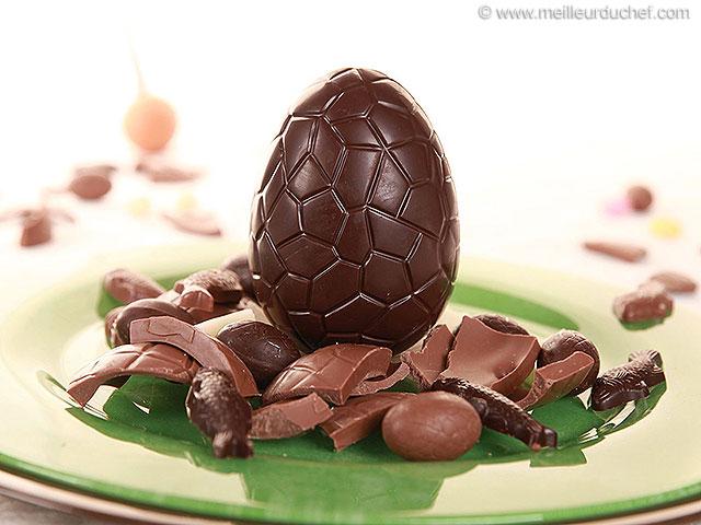 Chocolats de pâques  fiches recettes  meilleurduchef.com