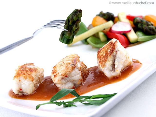Recettes de poissons  fiches recettes  meilleurduchef.com