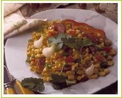 Recette salade mexicaine, vinaigrette maison