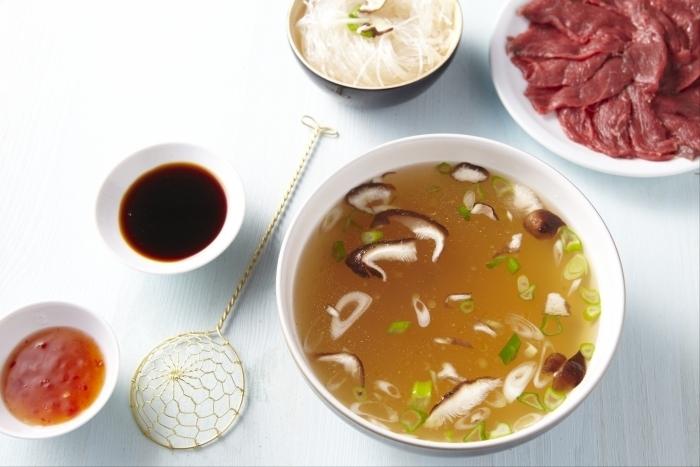 Recette de fondue chinoise facile et rapide