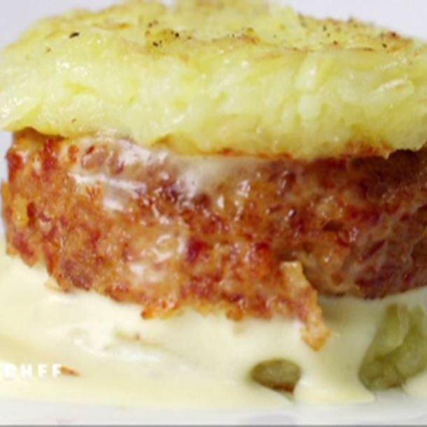 Burger de pommes de terre cuisine az recette - Tartiflette cuisine az ...