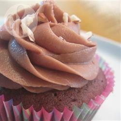 Recette cupcakes au chocolat nappage au caramel – toutes les ...