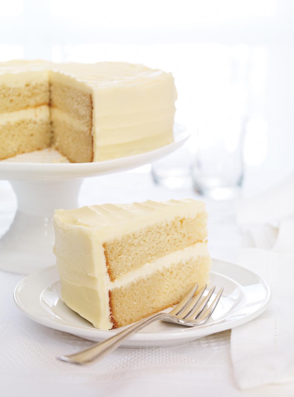 Gâteau à la vanille sans oeufs | ricardo