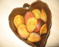 Recette madeleines au pesto