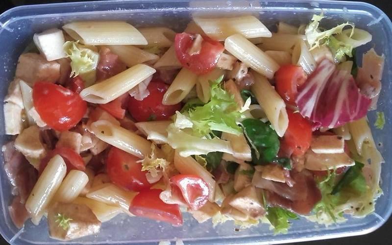 Recette salade de pâtes italienne économique et rapide > cuisine ...