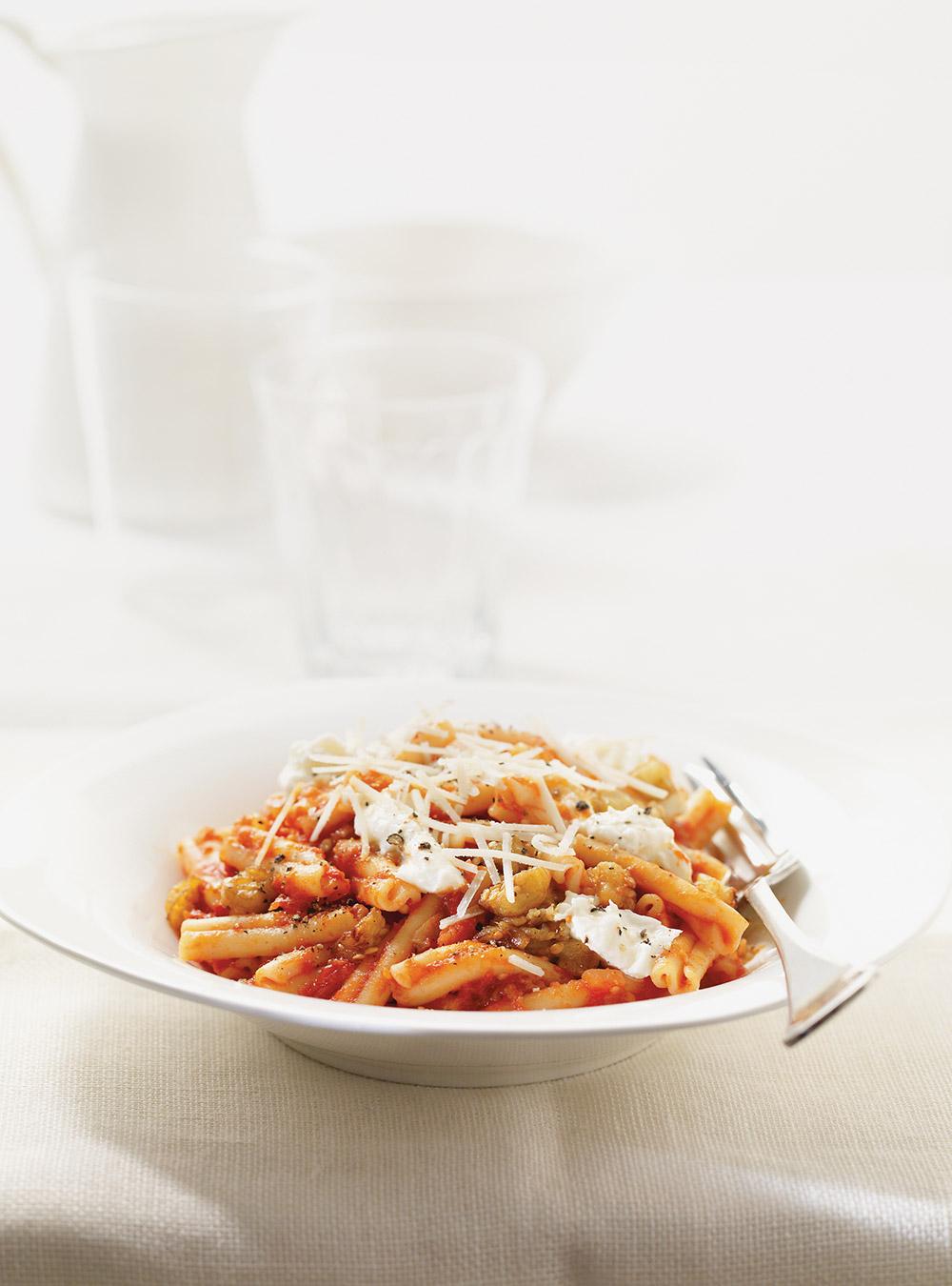 Gemellis à la sicilienne (pasta scarpariello) | ricardo