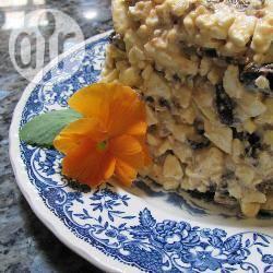 Recette gâteau ʺles ruines du châteauʺ (grafskie razvalini ...