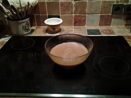 Recette de compote de pommes à la fleur d'oranger et vanille