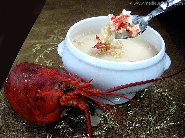 Consommé de homard au lait de coco  la recette avec photos ...