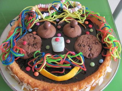 Recette de gâteau anniversaire rapide petit enfant