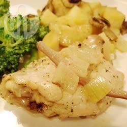 Recette poulet à l'ail et au romarin – toutes les recettes allrecipes