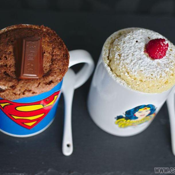 Cake In A Mug Ricardo