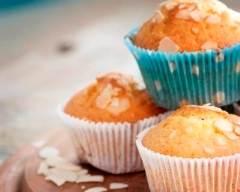 Recette muffins aux amandes façon financiers