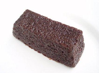 Recette de fondant au chocolat noir au micro-ondes