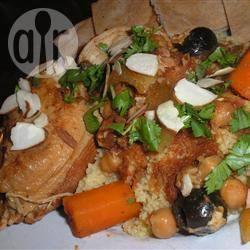 Recette couscous de poulet à la mijoteuse – toutes les recettes ...