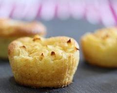 Recette muffins aux pommes et à la canelle