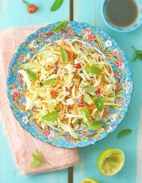 Salade japonaise pour 4 personnes