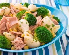 Recette pâtes au thon et aux brocolis