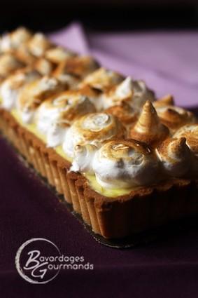Recette de tarte au citron meringuée façon pierre hermé