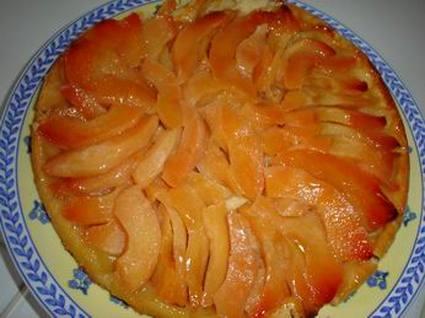 Recette de tarte aux coings