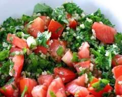 Recette salade taboulé