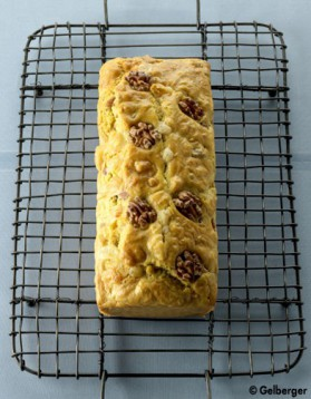Cake jambon-fromage pour 8 personnes
