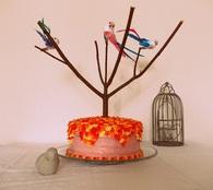 Recette de layer cake fraise citron