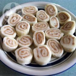 Recette friandises irlandaises à la pomme de terre et au beurre de ...