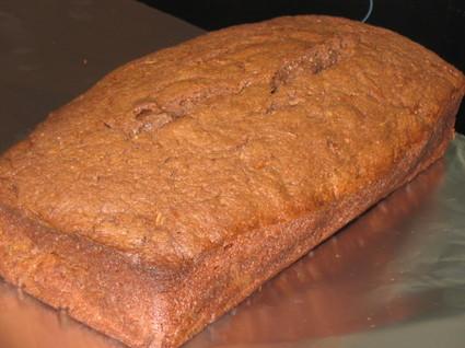 Recette gâteau de courgettes au chocolat (gâteau)