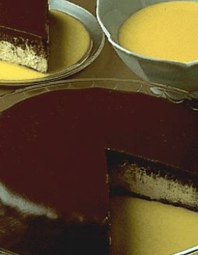 Surprise au chocolat pour 4 personnes