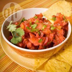 Recette sauce d'été à la fraise – toutes les recettes allrecipes