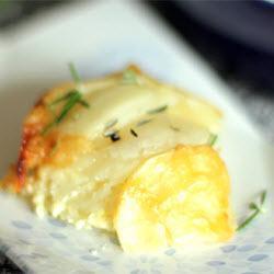 Recette fabuleux gratin de pommes de terre – toutes les recettes ...