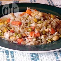 Recette riz frit végétarien – toutes les recettes allrecipes