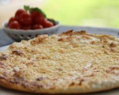 Recette pizza à la brandade