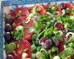Salade d'oranges à la monica | cuisine az