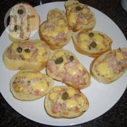 Recette mini pizza jambon fromage – toutes les recettes allrecipes