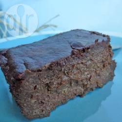 Recette gâteau moelleux chocolat au millet de kiwi