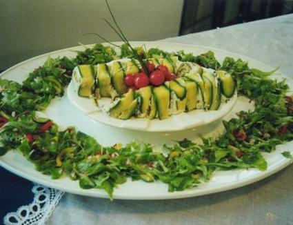 Recette terrine de légumes (terrine, pâté)