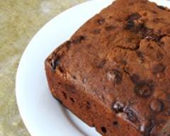 Recette gâteau au chocolat et fruits secs