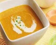 Velouté de carottes et de potiron | cuisine az