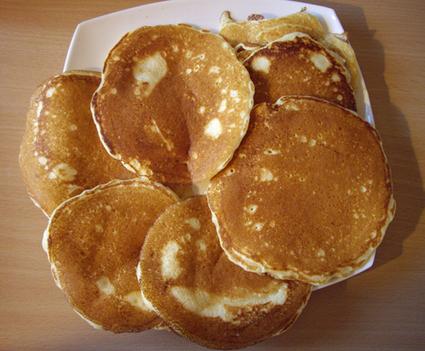 Recette de pancakes faciles et rapides
