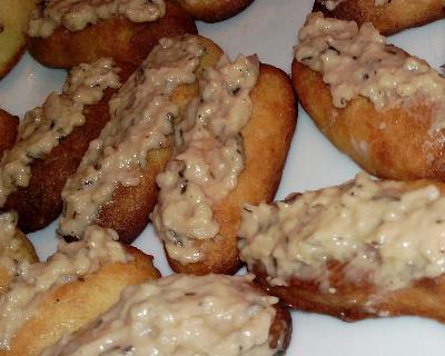 Jambon Sauce Madere Salés Jambon Façon Madère