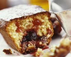 Recette cake aux deux cerises